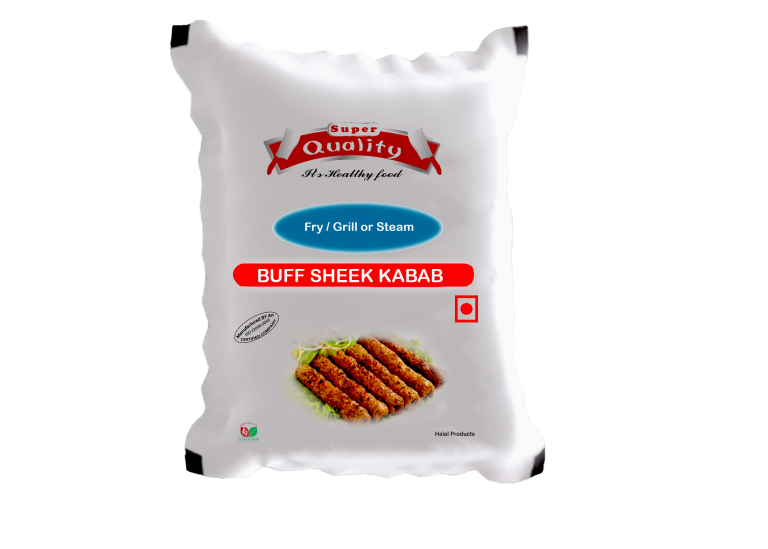 Buff Sheekh Kabab